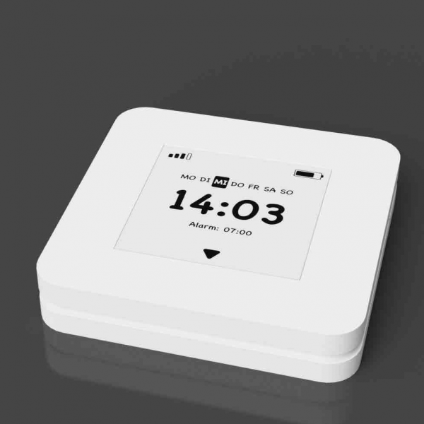 LoRaWAN-Button mit E-Ink-Display